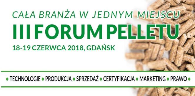 III forum pelletu gdańsk