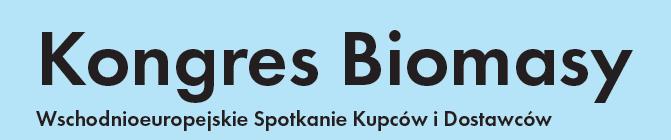 kongres biomasy logo